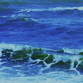 Wave Panorama Vision # 2 by Poet's Eye