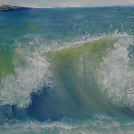 Zebboudji Wided - Wave tone