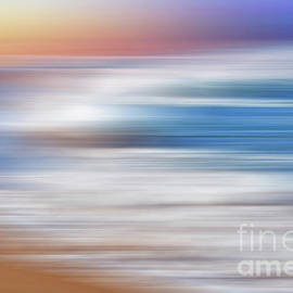 Waves Abstraction by Kaye Menner
