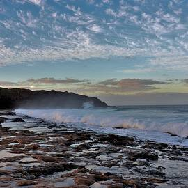 Heidi Fickinger - Waves in the Sea, Sky and Stone
