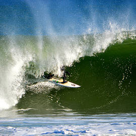 Waves of Adrenaline by Dianne Cowen Photography