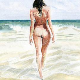 Zoei Fine Art - Waves Of Freedom