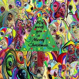 Eloise Schneider - We WOOF You a Merry Christmas