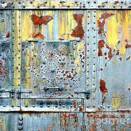 Janine Riley - Weathered Steel - Weathered the Storm