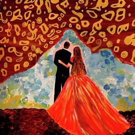 Wedding Stars by Ira Bansal