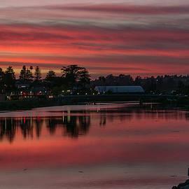 Bruce Frye - Wednesday Sundown