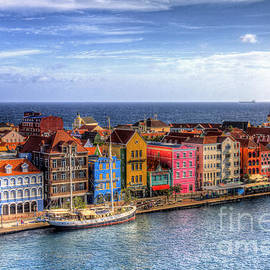 Welcome to Curacao by Bob Hislop