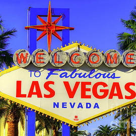 Welcome To Las Vegas by Anthony Sacco