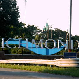 HOMETOWN Series - Welcome to Richmond by Arlane Crump