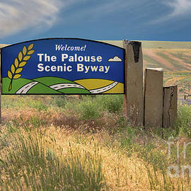 Jerry Fornarotto - Welcome to the Palouse Scenic Drive