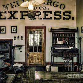 Mitch Shindelbower - Well Fargo Express