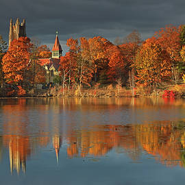 Wellesley College by Juergen Roth