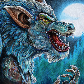 Werewolf by Aaron Spong