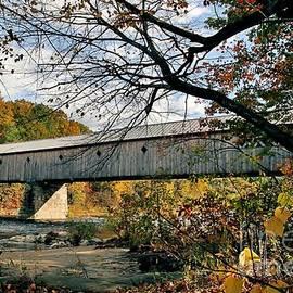 DJ Florek - West Dummerston Bridge