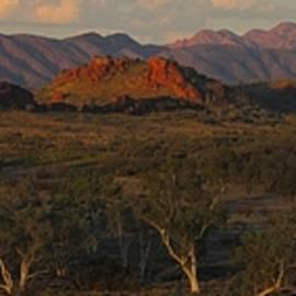 Chris Tangey - West Macdonnell Ranges Central Australia