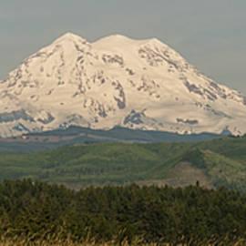 West Mt Rainier by Brian Harig