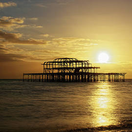 Atanas Tomov - West Pier, Brighton, West Sussex, England