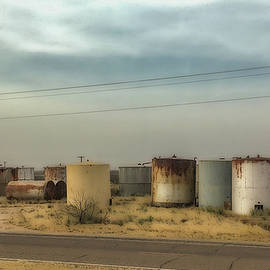West Texas Oil by Andrew Wilson