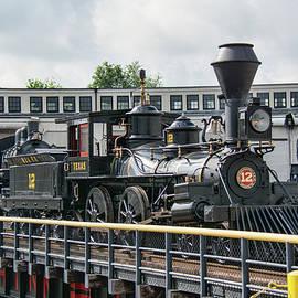 John Black - Western and Atlantic 4-4-0 Steam Locomotive