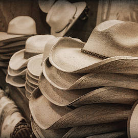 Western Cowboy Hats by Judy Vincent