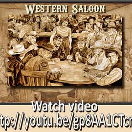 Western Saloon Video by Tim Joyner