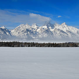 Michael Morse - Western Wyoming Winter