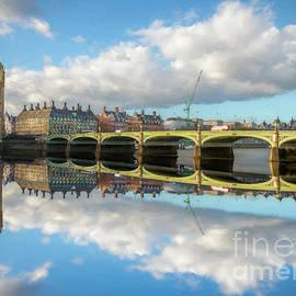 Adrian Evans - Westminster Bridge London