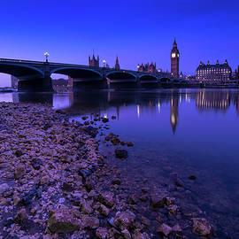 Mariusz Czajkowski - Westminster Bridge London