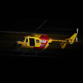 Miroslava Jurcik - Westpac Life Saver Rescue Helicopter
