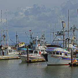Westport Fishing Fleet