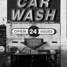 Edward Fielding - Westside Highway Car Wash NYC