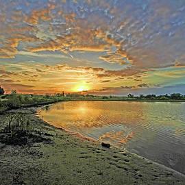 HH Photography of Florida - Wetlands Sundown
