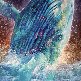 Whale Mystic by Susan Schroder