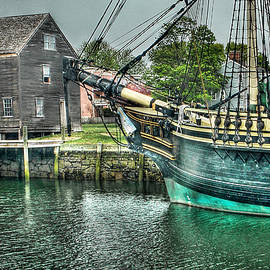 Michael Ciskowski - Wharf at Salem