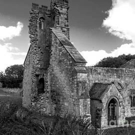 Chris Horsnell - Wharram Percy Church