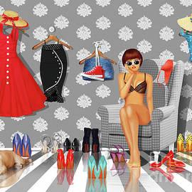 Monika Juengling - What do I wear?