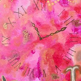 What Time Is It? by Jenna Burrow