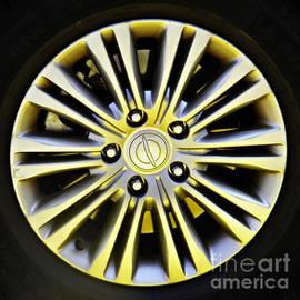 Sarah Loft - Wheel 2