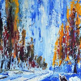 Deepa Sahoo - When Autumn meets Winter