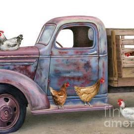 The Flock Spot  by Sarah Batalka