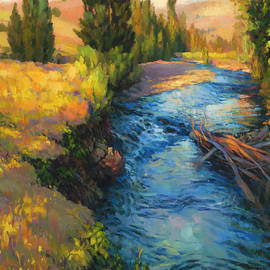 Steve Henderson - Where the River Bends