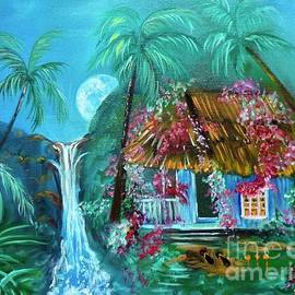 Jenny Lee - Whimsical Hawaiian Hut