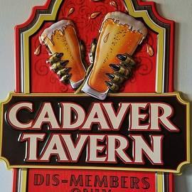 Whimsical Tavern Sign by Poet's Eye