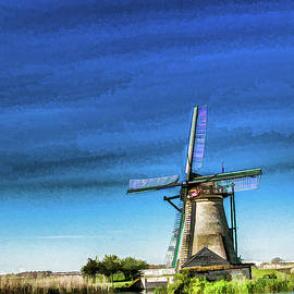 Lisa Lemmons-Powers - Whimsical Windmill