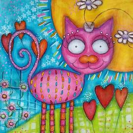 Whimsicat  by Barbara Orenya