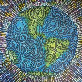 Whirled Piece by Amelie Simmons