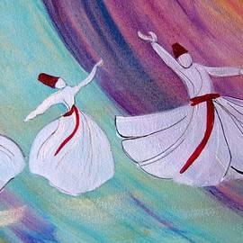 Fatima Pardhan - Whirling Dervish
