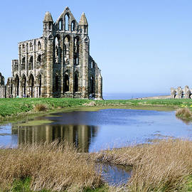 Whitby Abbey by Loretta S