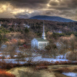 Joann Vitali - White Church in Vermont