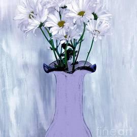 Marsha Heiken - White Daisies Still Life